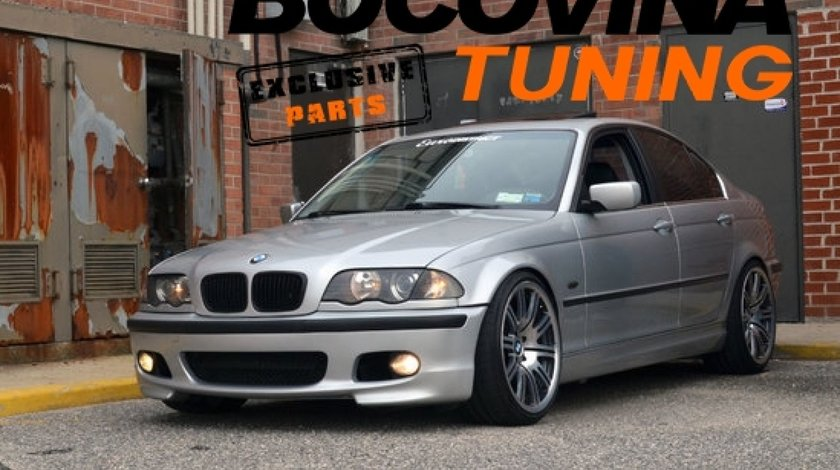 BARA BMW SERIA 3 E46 M TECH - 699 LEI CU PROIECTOARE INCLUSE