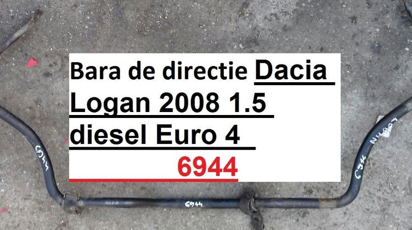 Bara de directie Dacia Logan