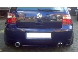 Bara de protectie spate VW Golf 4 model R32-Look