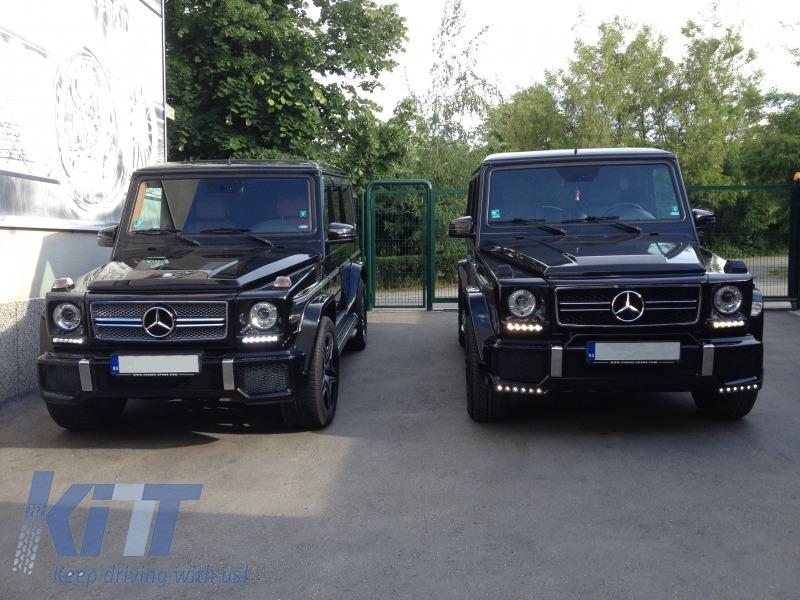Bara Fata AMG Mercede G Class