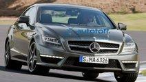 Bara fata AMG Mercedes CLS W218