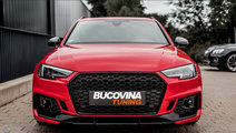 Bara fata Audi A4 8W B9 (Dupa-2016) RS4 Design