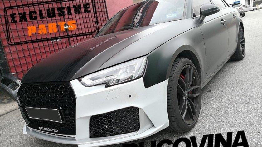 Bara fata Audi A4 8W B9 (Dupa 2016) RS4 Design
