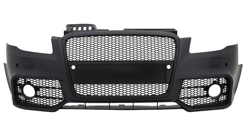 Bara Fata Audi A4 B7 (04-08) RS4 Design Negru fara proiectoare