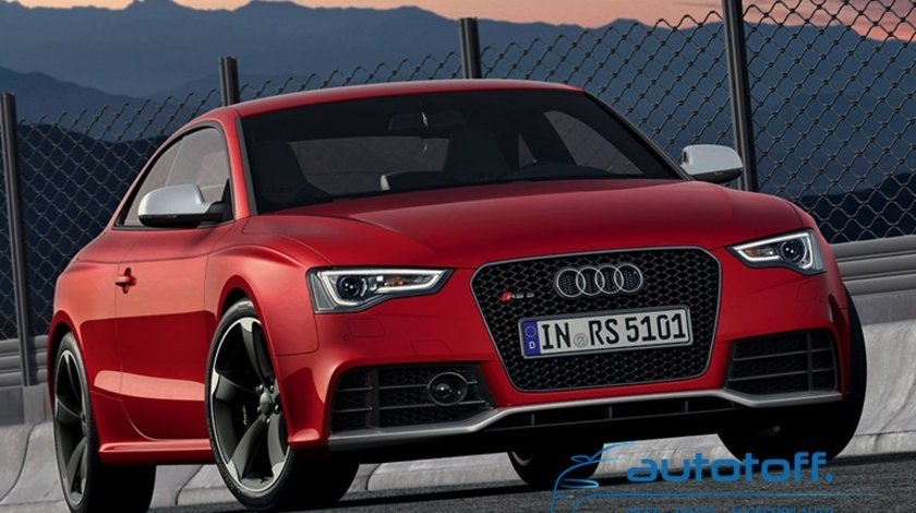 Bara fata Audi A5 8T RS5 design (2013+) facelift