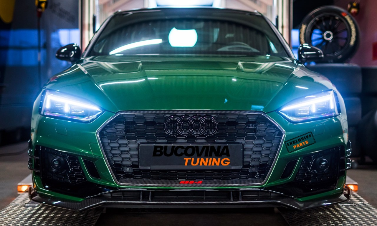 Bara fata Audi A5 RS5 B9 F5 2017 2018