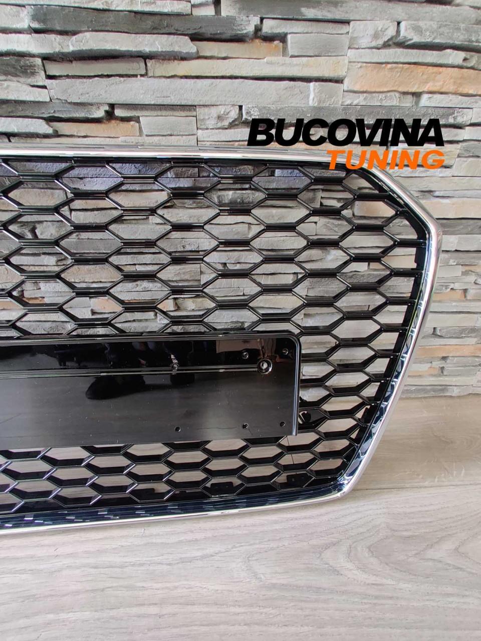 Bara fata Audi A6 4G C7 (11-15) RS6 Facelift Design