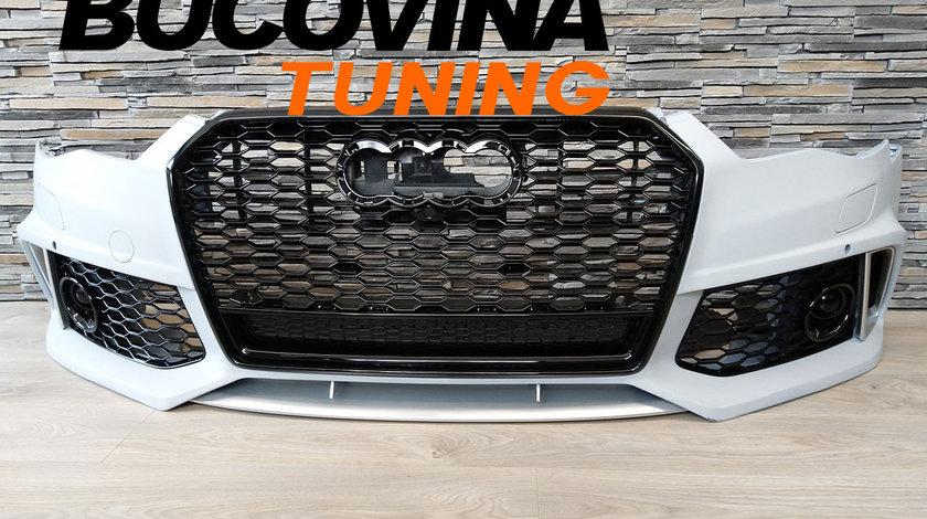 Bara fata Audi A6 4G C7 Facelift (15-18) RS6 Design