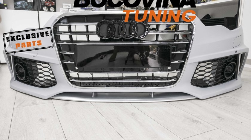 BARA FATA AUDI A6 4G RS6 S6 DESIGN (2011-2014)