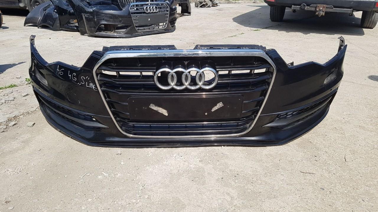 Bara fata Audi A6 4G S-line 2012