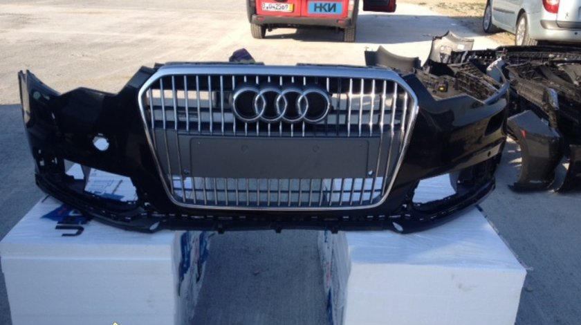Bara fata Audi A6 Allroad bara fata cu grila centrala fara defecte
