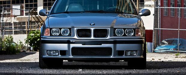 Bara fata BMW E36 M3 la numai 300 de lei!