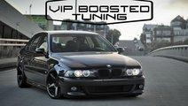 Bara Fata BMW E39 M5 Look COMPLETA CU PROIECTOARE ...