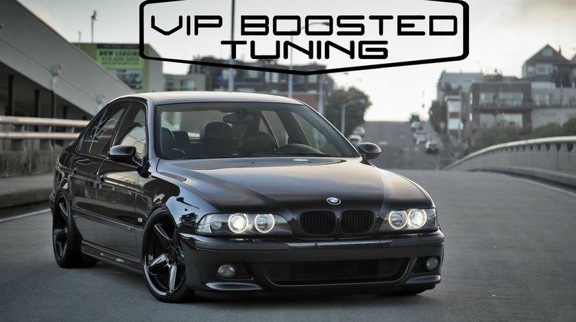 Bara Fata BMW E39 M5 Look COMPLETA CU PROIECTOARE CEATA