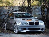 BARA FATA BMW E46 M TECH COMPLETA