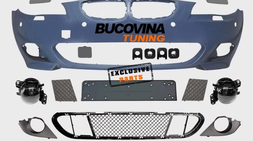 BARA FATA BMW E60 M TECH LCI