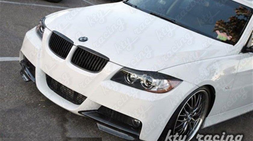 BARA FATA BMW E91 non facelift FLAPSURI PRELUNGIRI SPLITERE CARBON