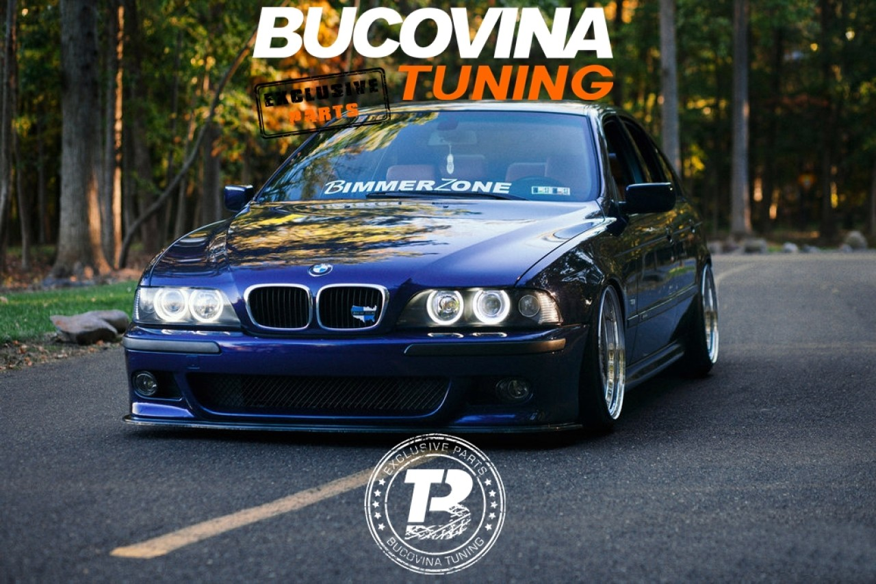 BARA FATA BMW M5 SERIA 5 E39