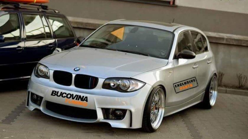 BARA FATA BMW SERIA 1 E87/ E81 E82/ E88 (04-11) 1M DESIGN