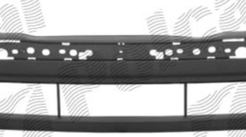 Bara fata Bmw Seria 3 E36, 09.1996-04.1998, negru, cu locas pentru proiectoare, 51119070105 Kft Auto