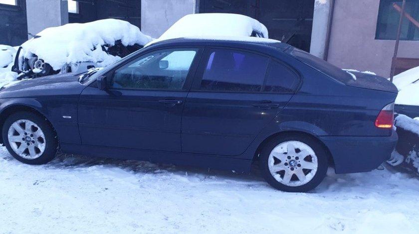 Bara fata BMW Seria 3 E46 2000 berlina 2.0