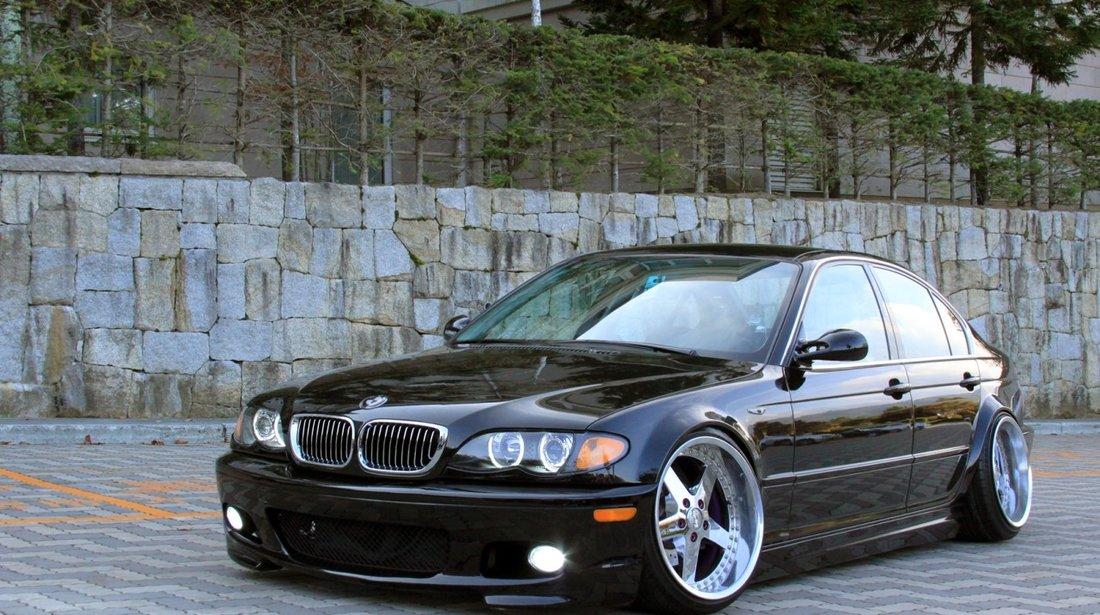 Bara fata BMW Seria 3 E46 (98-05) M-Tech Design