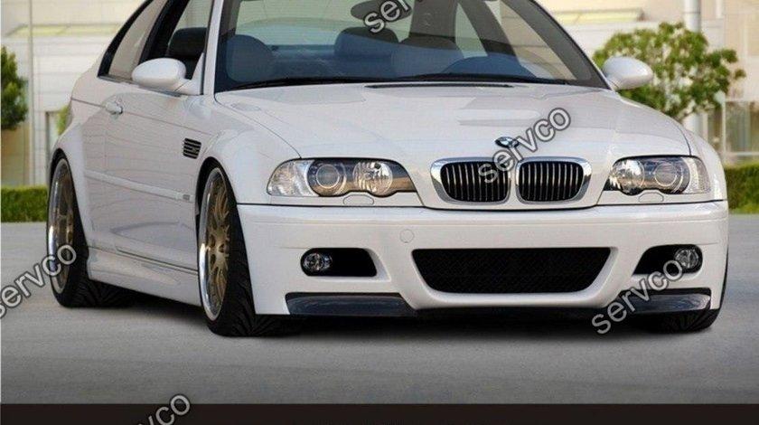Bara fata BMW Seria 3 E46 Coupe Cabrie M3 LOOK 1998-2007 v1