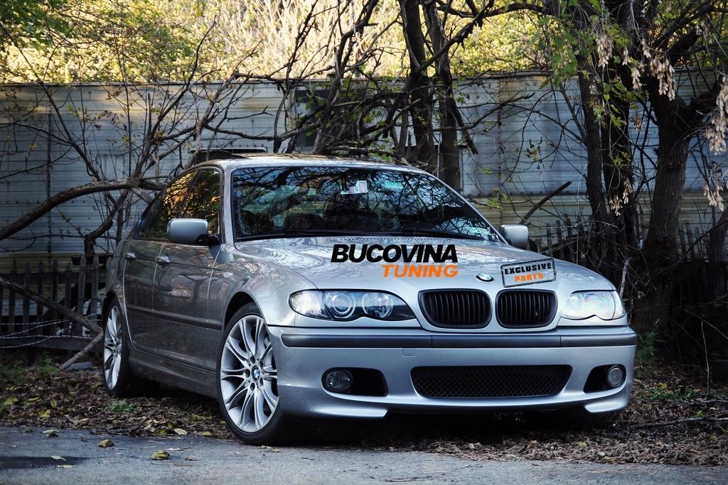 BARA FATA BMW SERIA 3 E46 M TECH 399 LEI