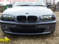 Bara fata BMW seria 3 E46 M Tehnic 1 Albastru Completa