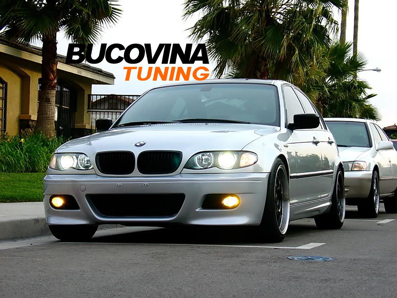 BARA FATA BMW Seria 3 E46 M3 Design