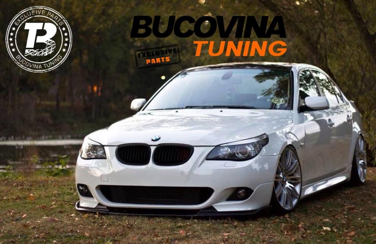 Bara fata BMW Seria 5 E60/ E61 (03-07) M-Tech Design PDC