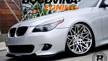 Bara fata BMW Seria 5 E60/ E61 (03-10) M-Tech Desi...