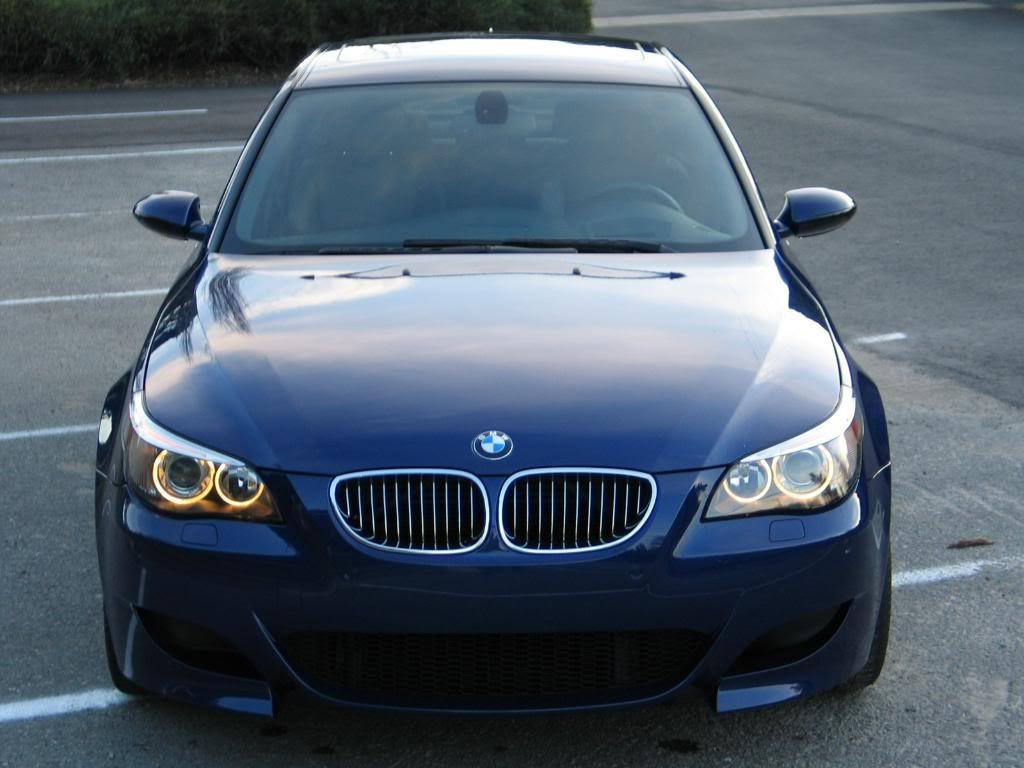 Bara fata BMW seria 5 E60