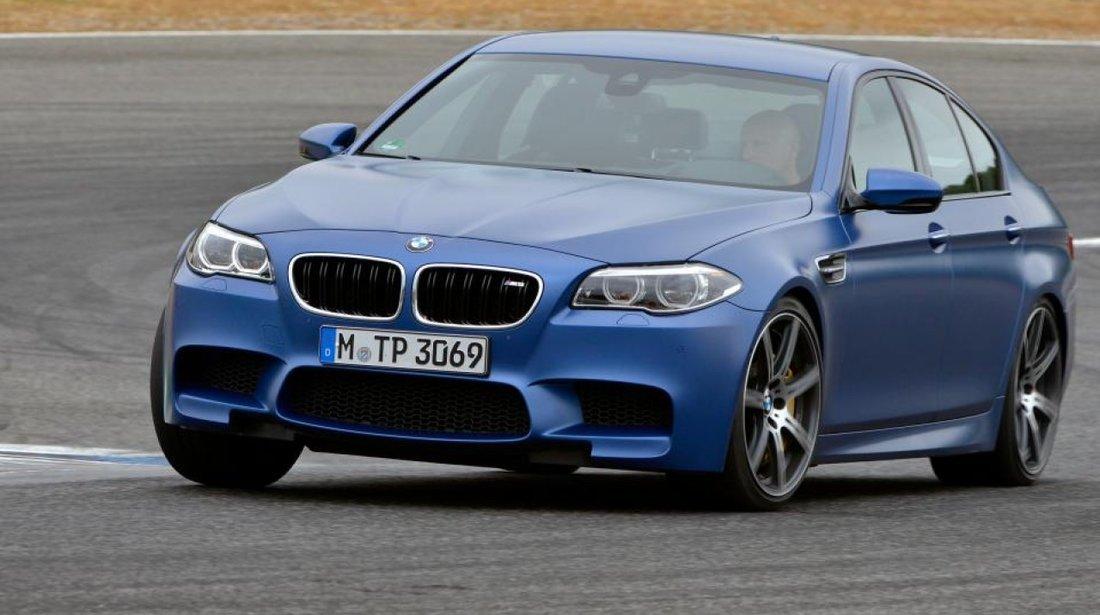 Bara fata BMW Seria 5 F10/ F11 (10-17) M5 Design
