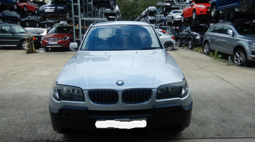 Bara fata BMW X3 E83 2005 SUV 2.0