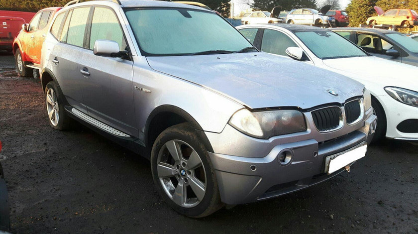 Bara fata BMW X3 E83 2006 SUV 2.0 d
