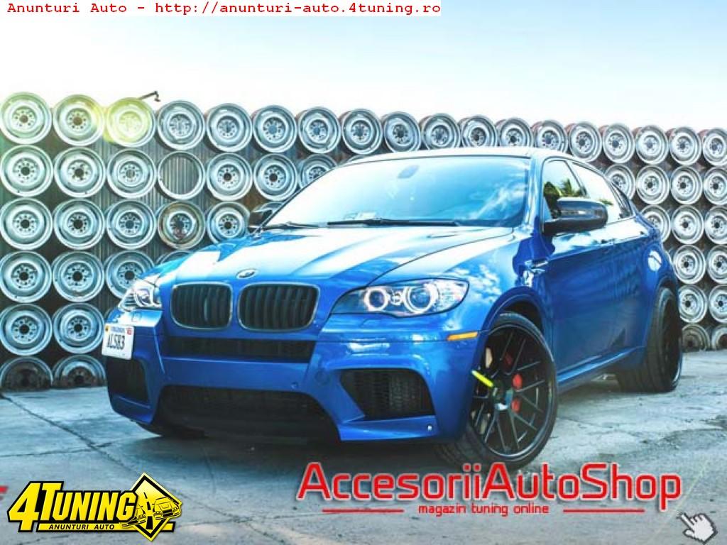 Bara fata BMW X6 E71 M plastic OEM STYLE NOUA 999 EURO