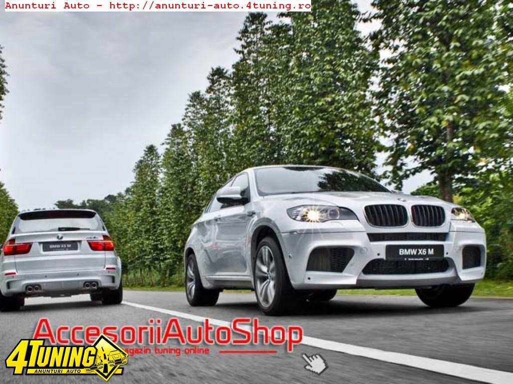 Bara fata BMW X6 E71 M plastic
