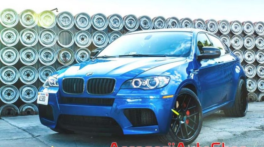 Bara fata BMW X6M X6 E71 completa