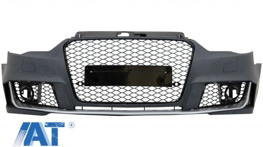 Bara Fata compatibil cu AUDI A3 8V (2012-2015) Hatchback Sportback RS3 Brilliant Black Design