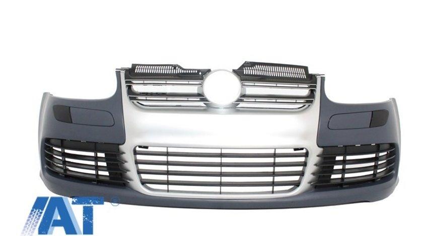 Bara Fata compatibil cu VW Golf V 5 (2003-2007) Jetta (2005-2010) R32 Aluminiu Look