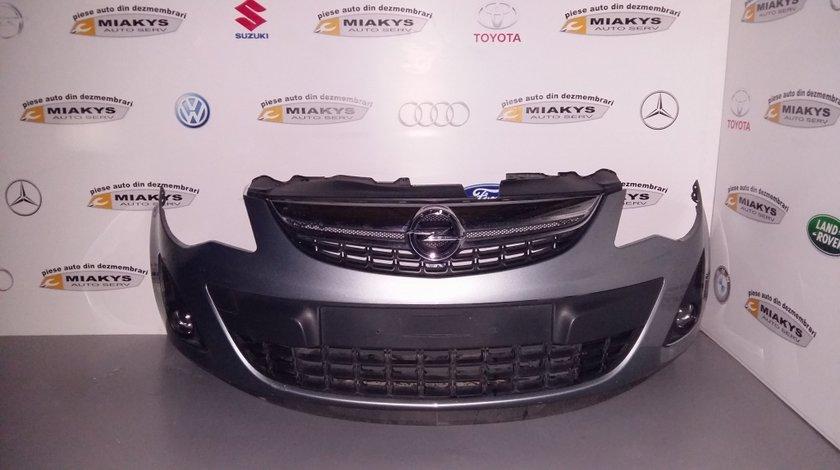Bara fata completa Opel Corsa D face lift 2011-2014