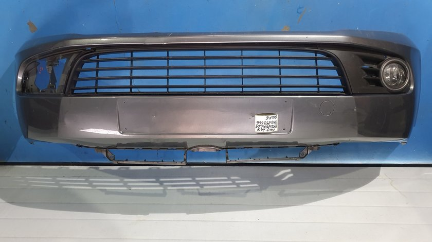 Bara fata cu grila radiator si grila proiector VW Golf 6/ VI 5K1 2008-2013 cod: 5K0807221/ 5K0853666