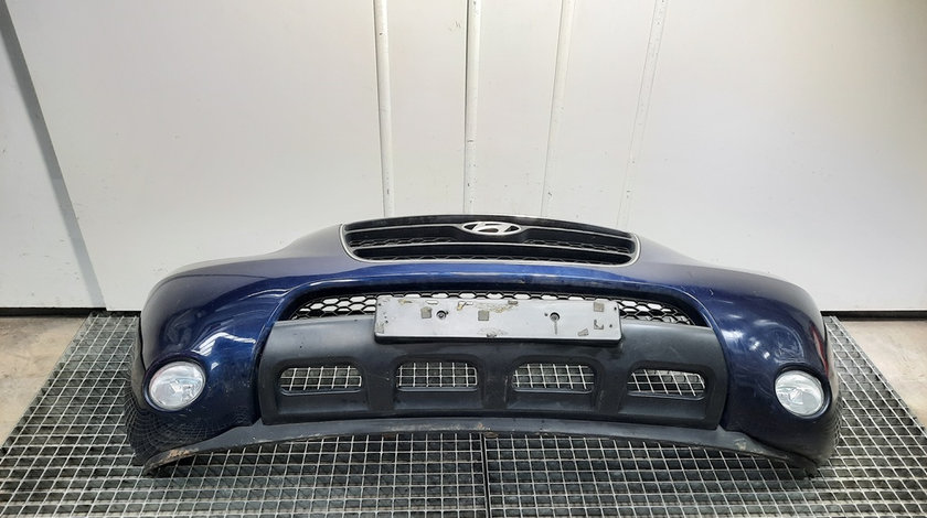 Bara fata cu grile si proiectoare, Hyundai Santa Fe 2 (CM) [Fabr 2005-2012] (id:416833)