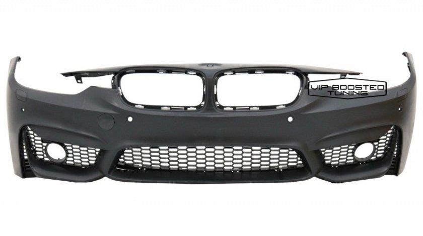 Bara Fata cu loc proiectoare ceata BMW F30 F31 (2011-2018) M3 Sport EVO Design