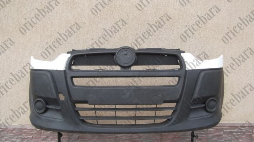 Bara fata Fiat Doblo facelift