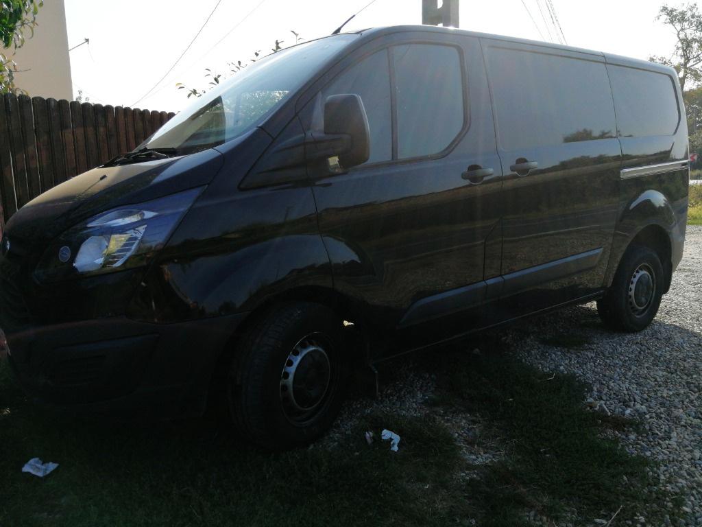Bara fata Ford Transit Custom 2016