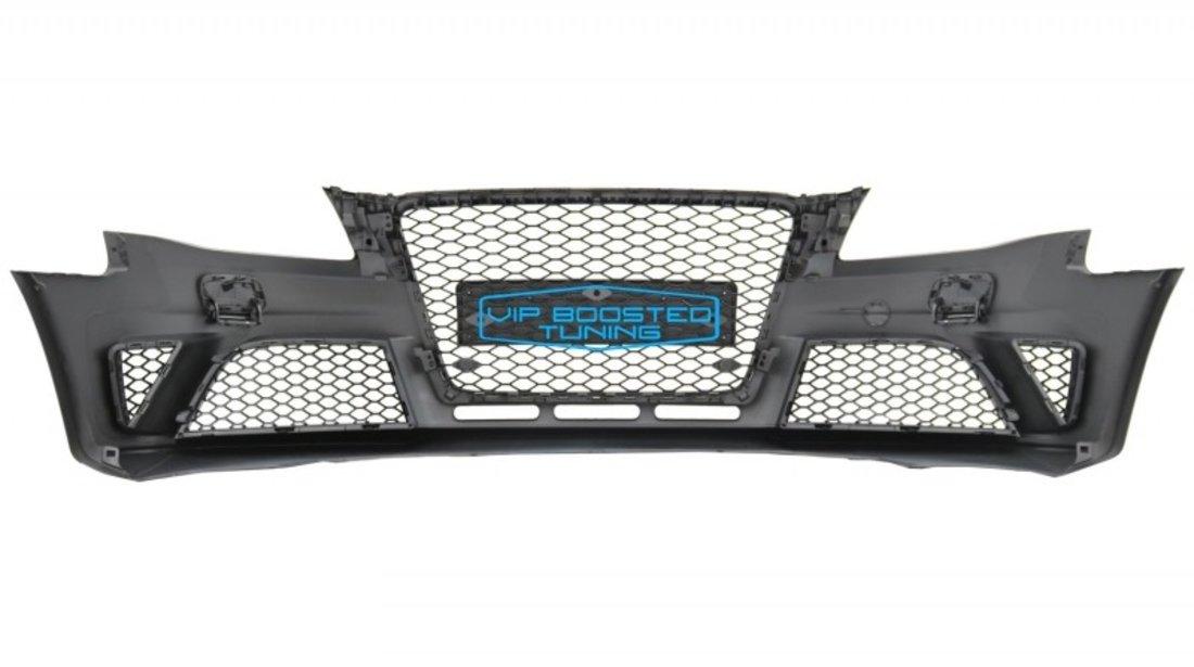 Bara Fata + grila AUDI A4 B8 Pre-Facelift (2008-2011) RS4 Design