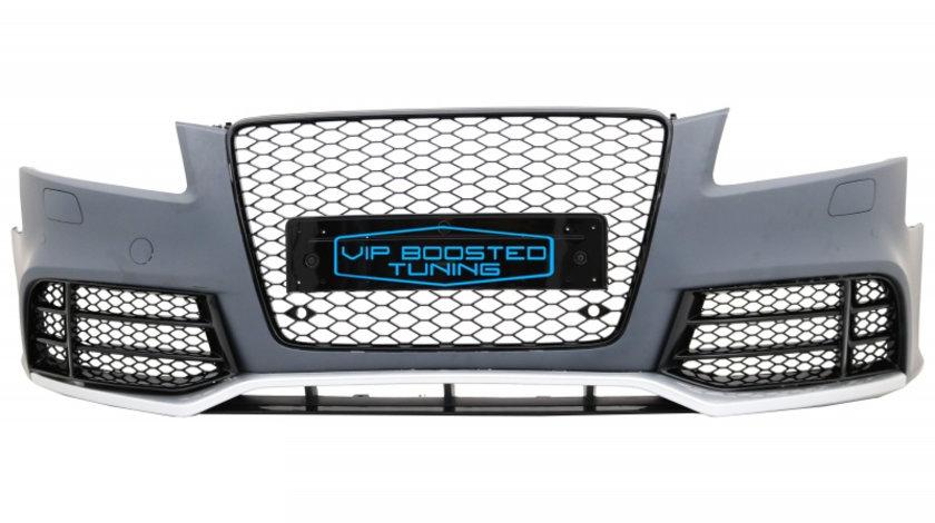 Bara Fata + grila AUDI A5 8T Pre Facelift (2008-2011) RS5 Design