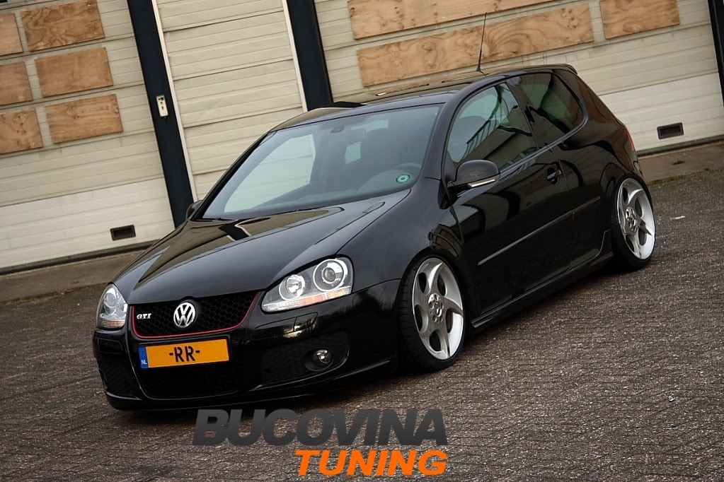 BARA FATA GTI VW GOLF 5